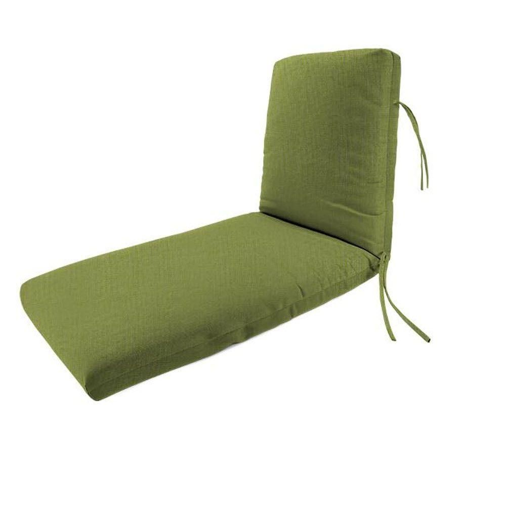 Cilantro Sunbrella Steamer Chaise Lounge Cushion   This Cushion Is  Available In Durable, Fast Drying Fabrics. Filled With Mildew Resistant  Poly Foam For ...