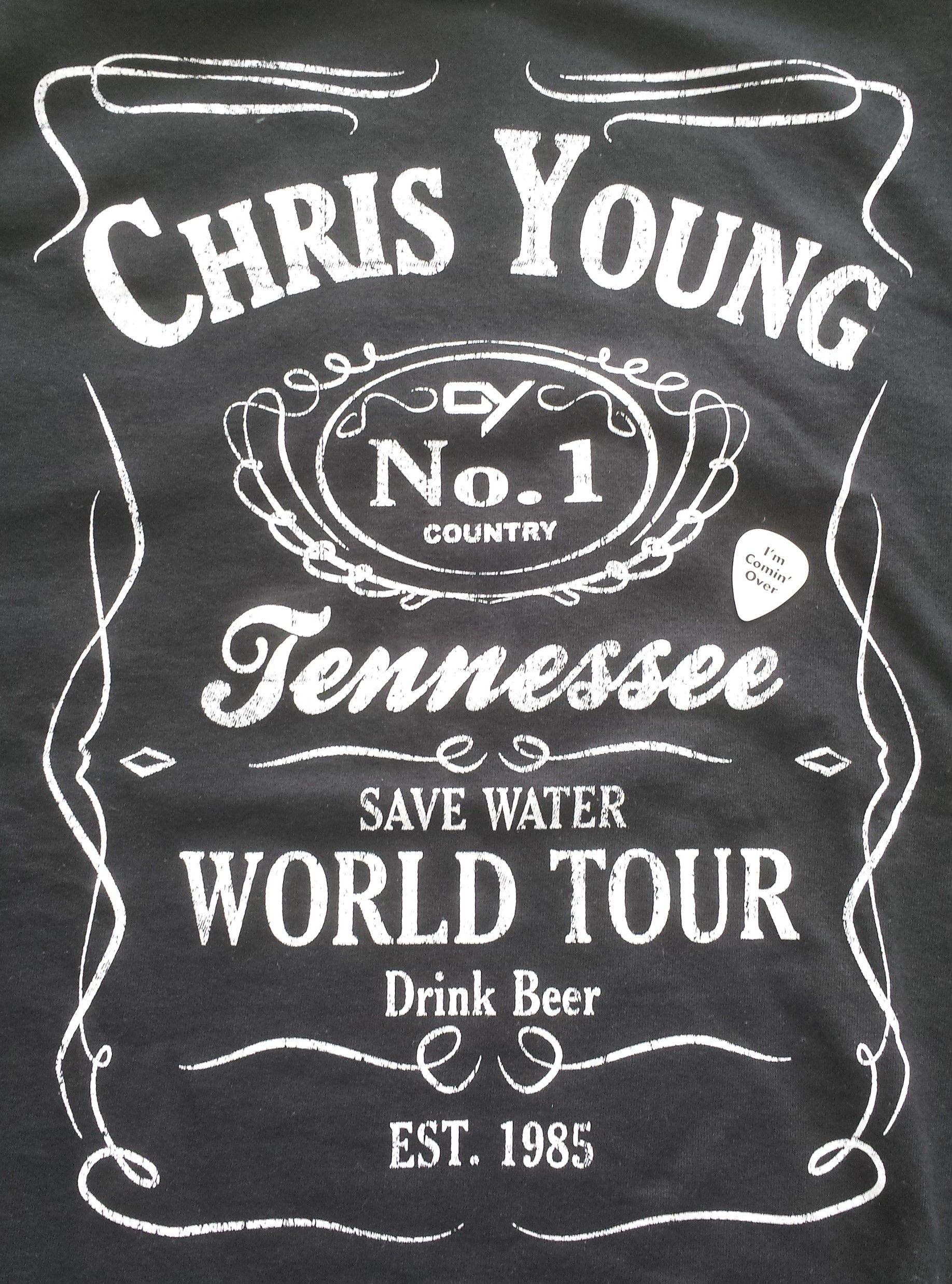 Chris Young A.M. World Tour - Konzert in München ♡