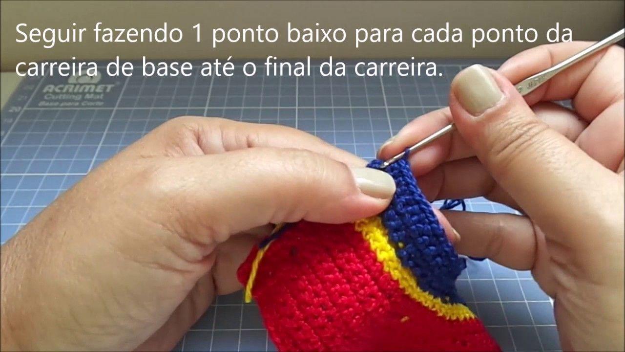 Pap Vestidinho De Croche Para Barbie Roupas De Croche Para