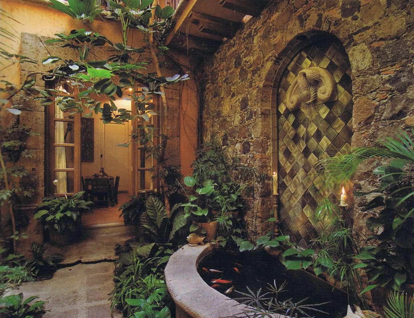 1375 best Spanish Courtyard images on Pinterest Spanish