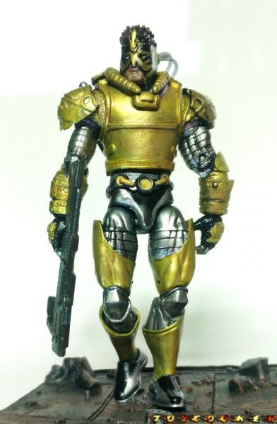 Maverick (Marvel Legends) Custom Action Figure  http://www.figurerealm.com/viewcustomfigure.php?FID=70112