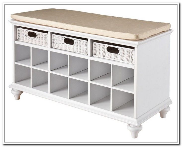 Exceptionnel Shoe Storage Cubby With Bench   Google Search