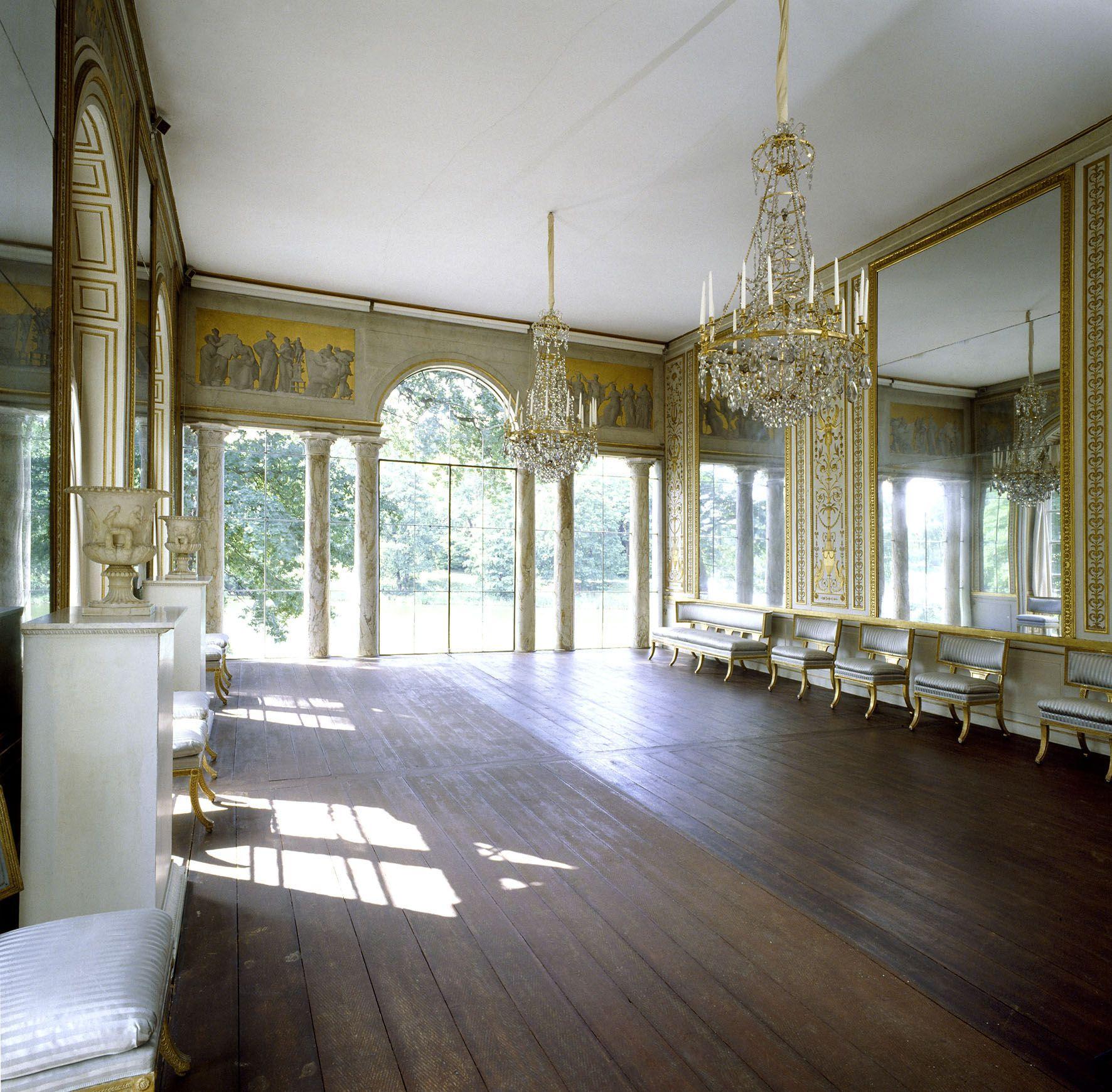 mirror salon - gustav iii's pavilion (gustav iii:s paviljong) is a