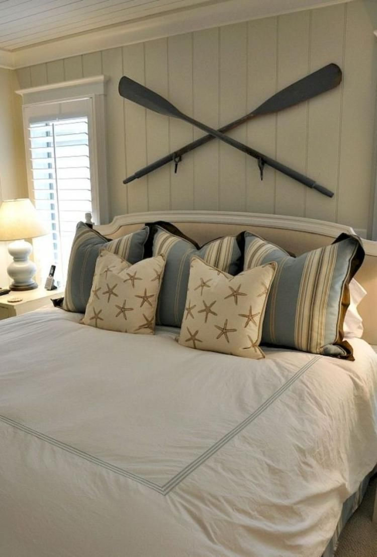 50 Rustic Coastal Master Bedroom Ideas