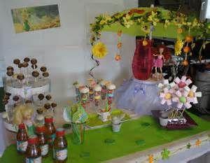 Deco anniversaire theme f e clochette r sultats yahoo for Decoration chambre la fee clochette