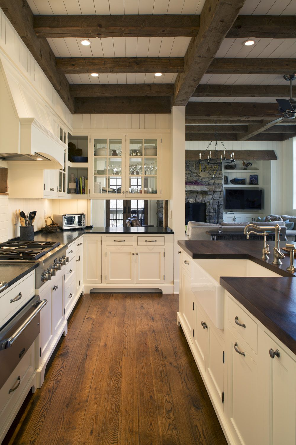 Cow Rock - Custom Cabinets Asheville | Kitchen Cabinets NC ...
