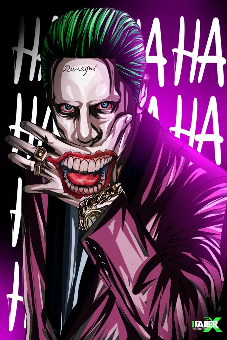 FANART JOKER MISTER J by peems123s  The Joker  Joker
