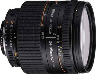 Nikon Af Nikkor 24 85mm F 2 8 4d If Digital Photography Review Nikon Dslr Camera Nikon Digital Photography Review