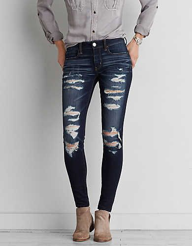7c89b7b044215 Shop American Eagle Outfitters for men's and women's jeans, T's, shoes and  more.