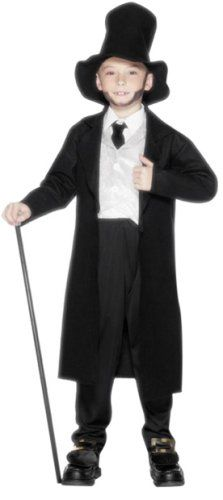 Childs Abraham Lincoln Costume Size Medium 68 ** Amazon most trusted e-retailer #  sc 1 st  Pinterest & Childs Abraham Lincoln Costume Size Medium 68 ** Amazon most trusted ...
