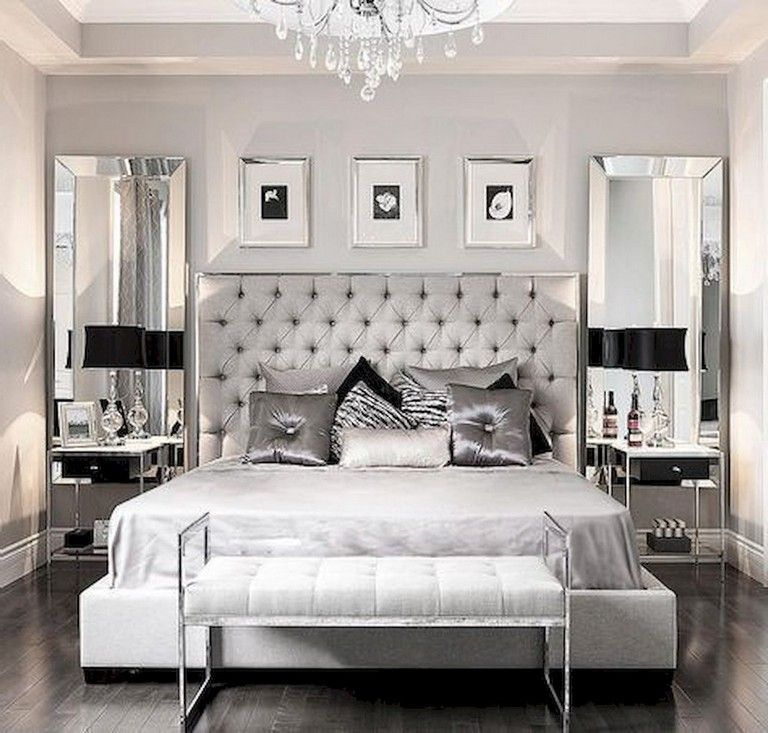 51 Inspiring Small Master Bedroom Decor Ideas And Remodel Page 13 Of 53 Luxurious Bedrooms Bedroom Interior Master Bedrooms Decor