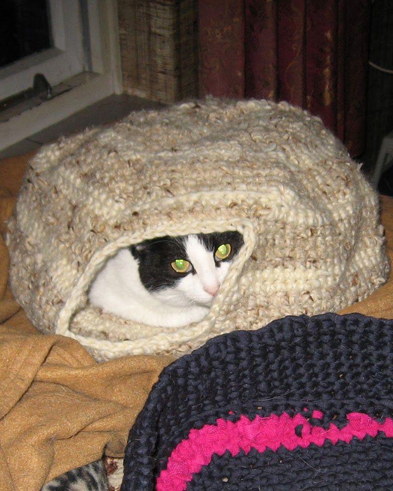 Haken Katten Mand Crea Mon Haaken Pinterest