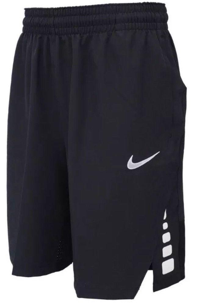 d68f7408226d Nike Men s Flex Hyper Elite Basketball Shorts NEW 831368 010 Black Size  Medium  Nike  Athletic