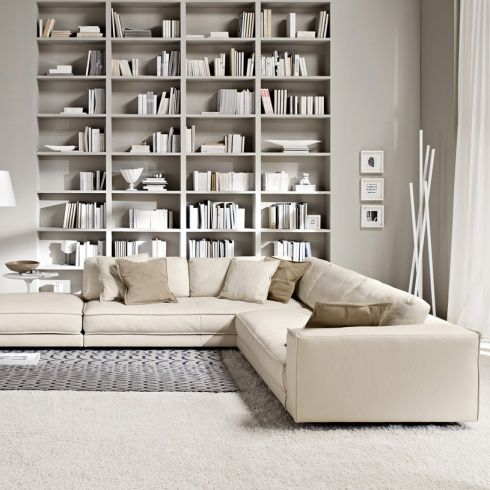 Minerale Contemporary Leather Italian Corner Sofa Amode Co Uk Ev Kitapliklari Ev Dekorasyonu Koltuklar