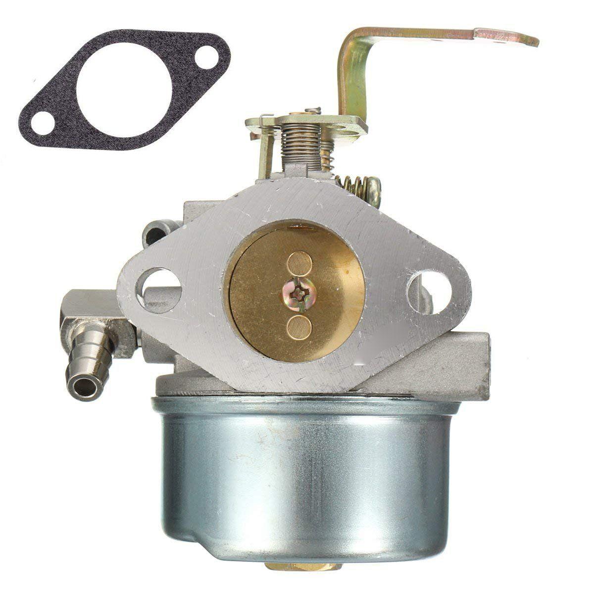 640152A Carburetor w/Air Filter for Tecumseh 640260