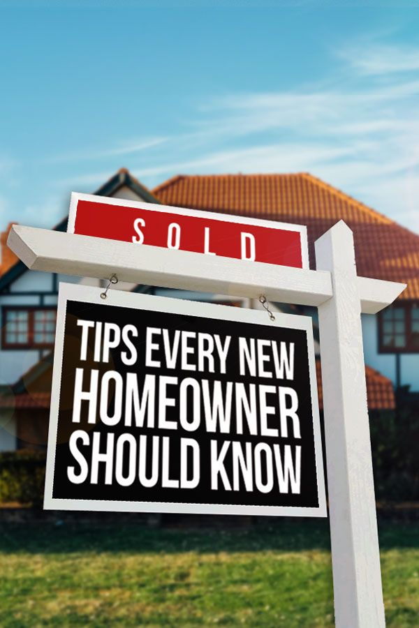 10 Tips Every New Homeowner Should Know | Budget Dumpster