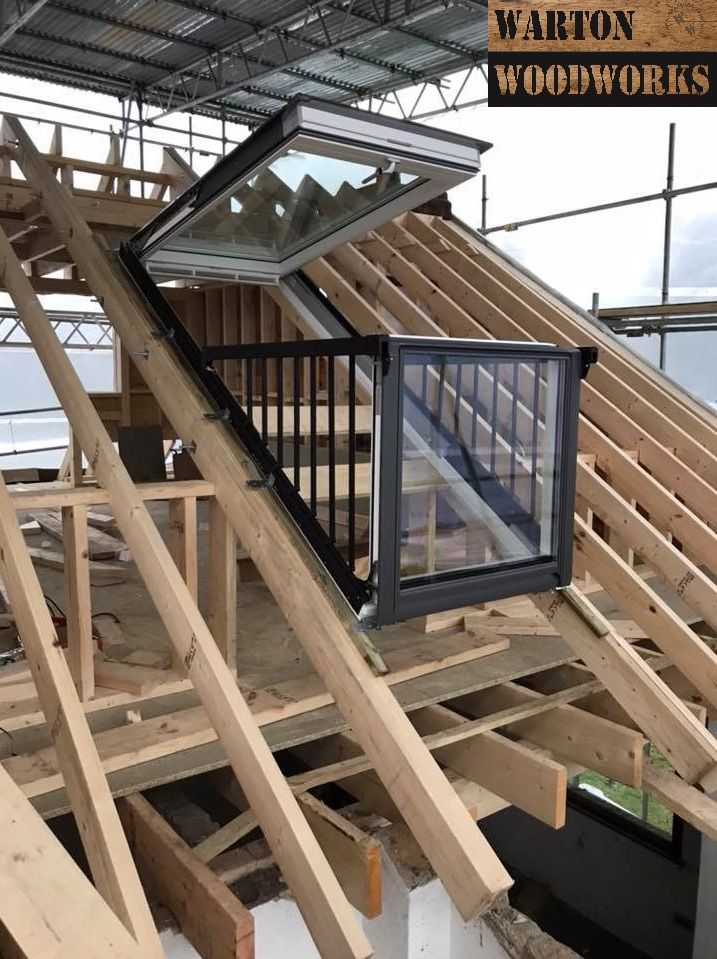 What are Velux Cabrio Windows #loftconversions