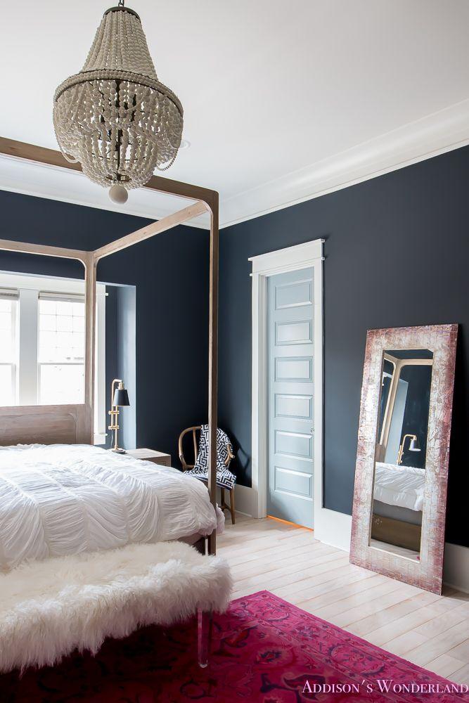 Our Dark Moody Master Bedroom Update Remodel Bedroom Master Bedroom Paint Master Bedroom Remodel