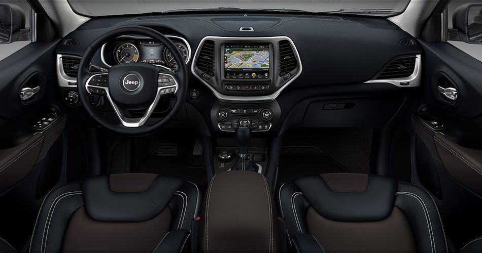 Awesome 2014 Jeep Cherokee Interior