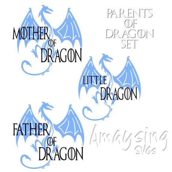 Mother Of Dragons Svg Mother Of Dragons Mother Svg