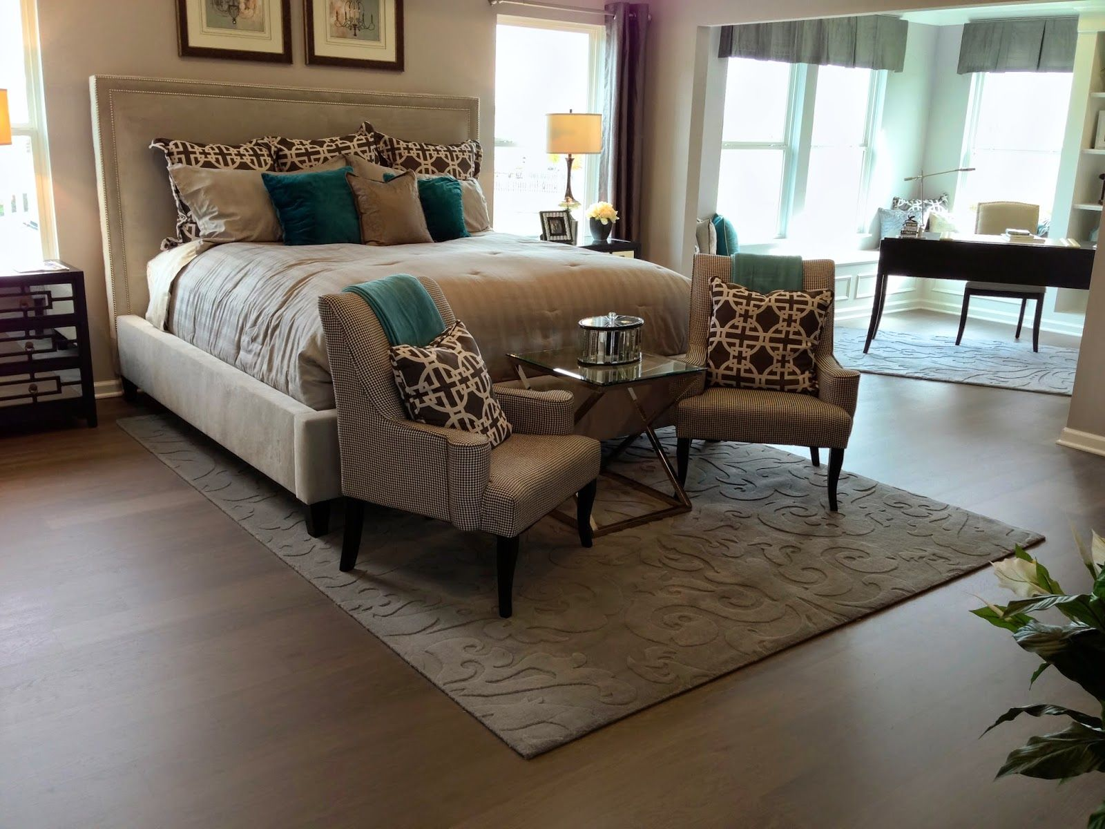 Understanding hardwood flooring prices Simple bedroom