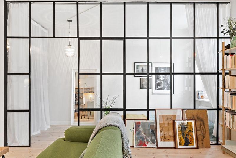 la maison d 39 anna g interior residential maison d co salon verriere. Black Bedroom Furniture Sets. Home Design Ideas