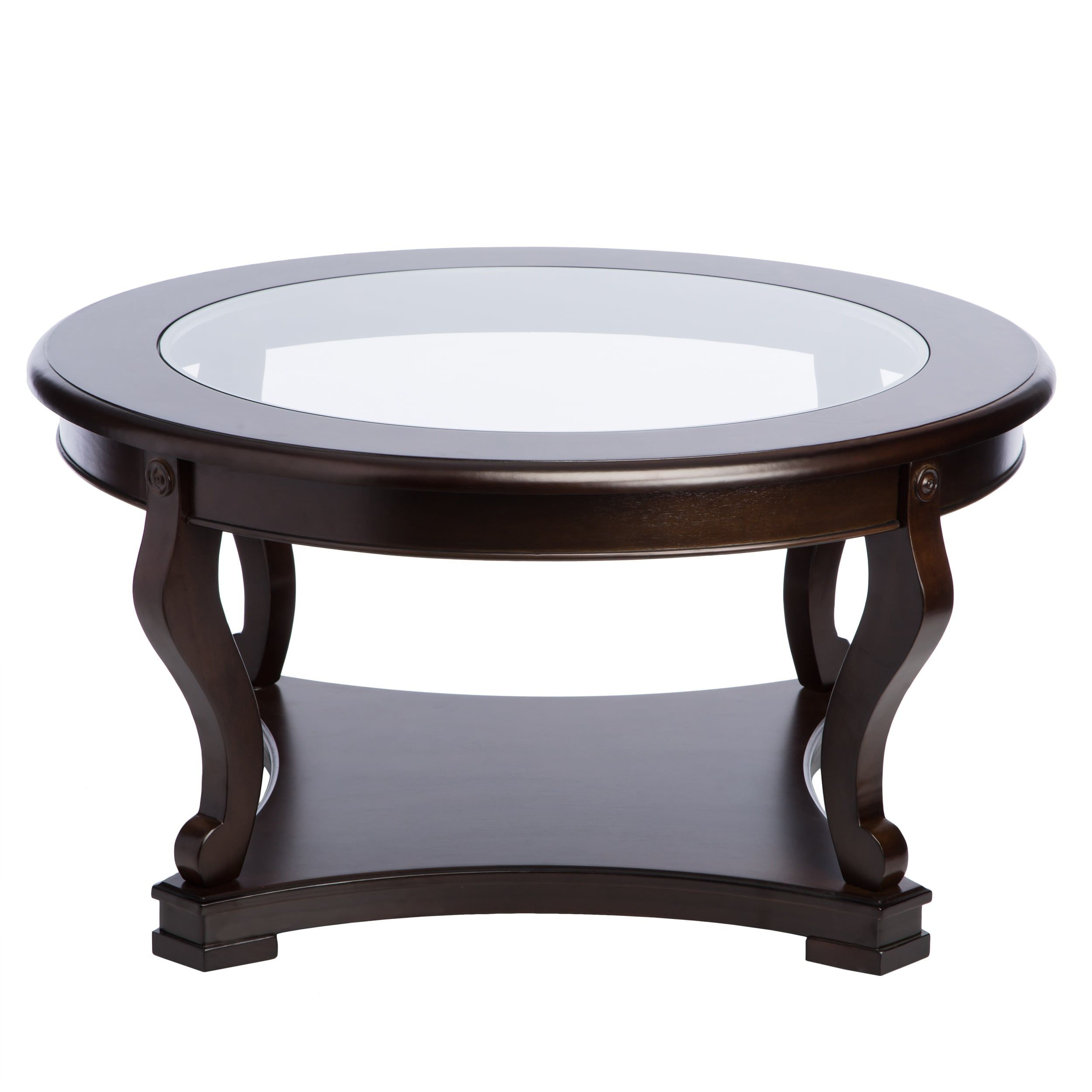 Geurts Espresso Coffee Table Overstock Com Shopping The Best