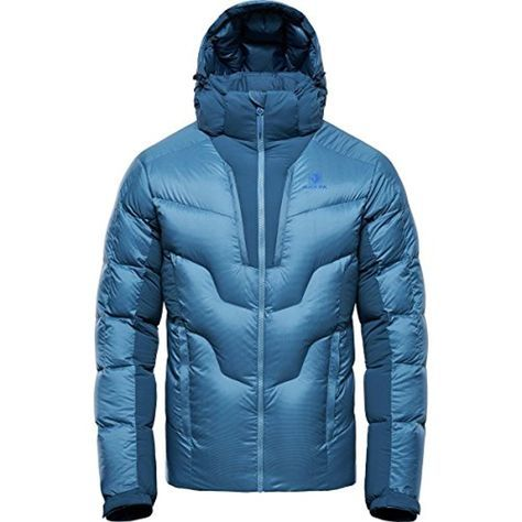 Black Yak Maiwa Athletic Down Jacket Men S Provincial Blue S Awesome Products Selected By Anna Churchill Sportivnaya Kurtka Muzhskaya Kurtka Muzhskoj Stil