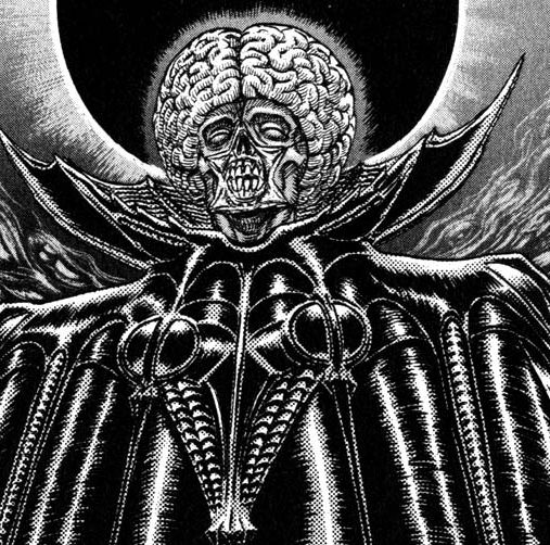 Void - The First of the God Hand #Berserk - the Mage