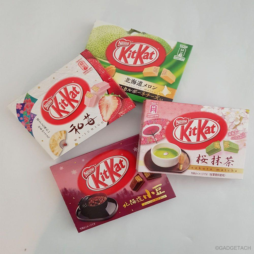 Nestle kitkat chocolat sakura matchahokkaido red beanwa ichigo nestle kitkat chocolat sakura matchahokkaido red beanwa ichigohokkaido melon voltagebd Gallery