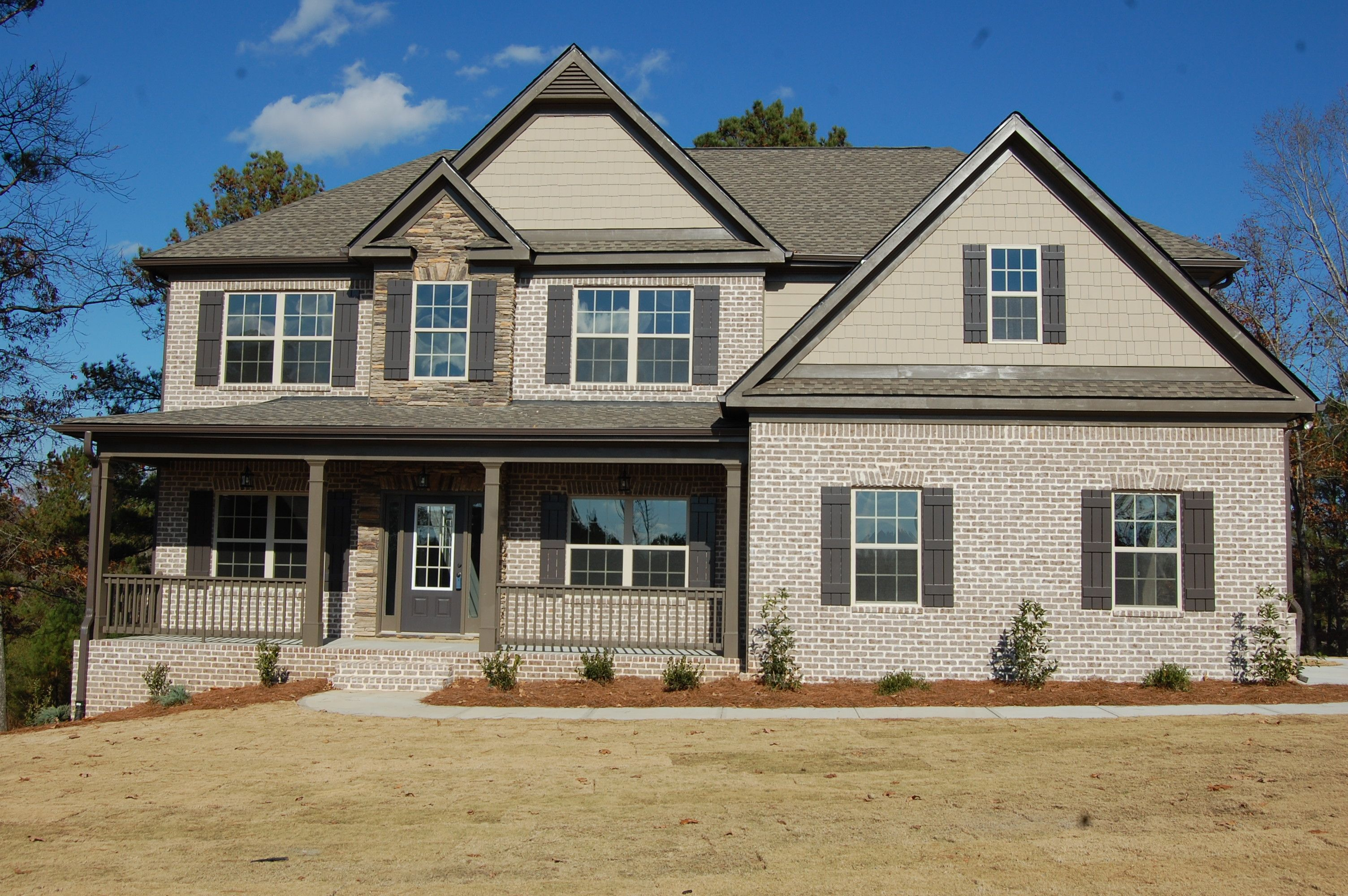 Home For In Loganville Ga Walton County Reliant Homes Silver Thorne The Wilmington Plan