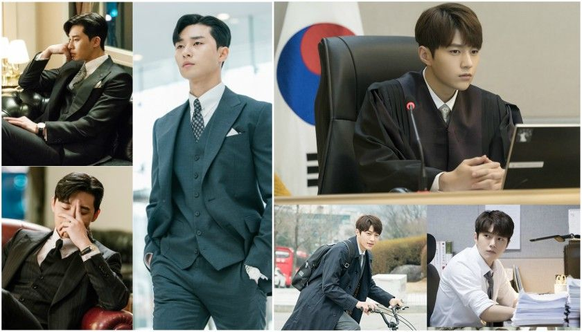 "Primer trailer for JTBC drama series ""Ms  Hammurabi"" y"