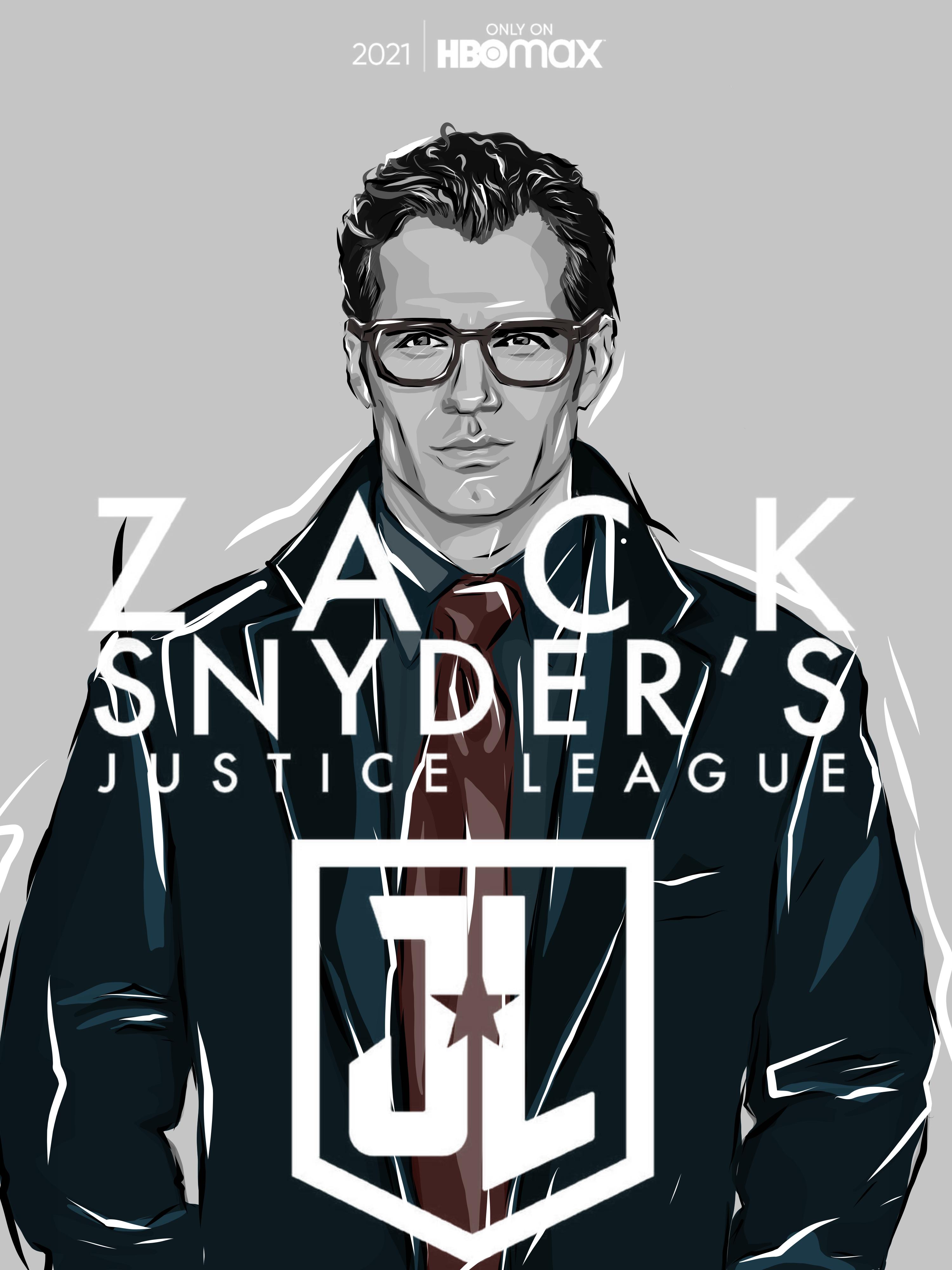 Henry Cavil As Superman Justice League Superman Film