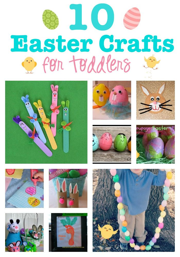 Get Crafting With Your Toddler This Easter Season Here Are 10 Crafts That You Can Do Child On Babble