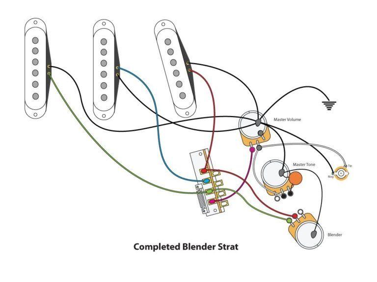 fender wiring diagram guitar diagrams 3 pickups standard