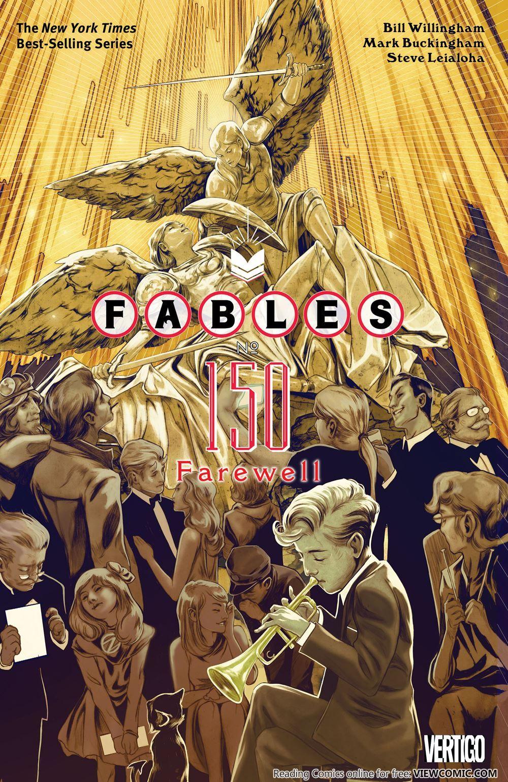 Fables 150 – Vol  22 – Farewell (2015) ……… | Viewcomic