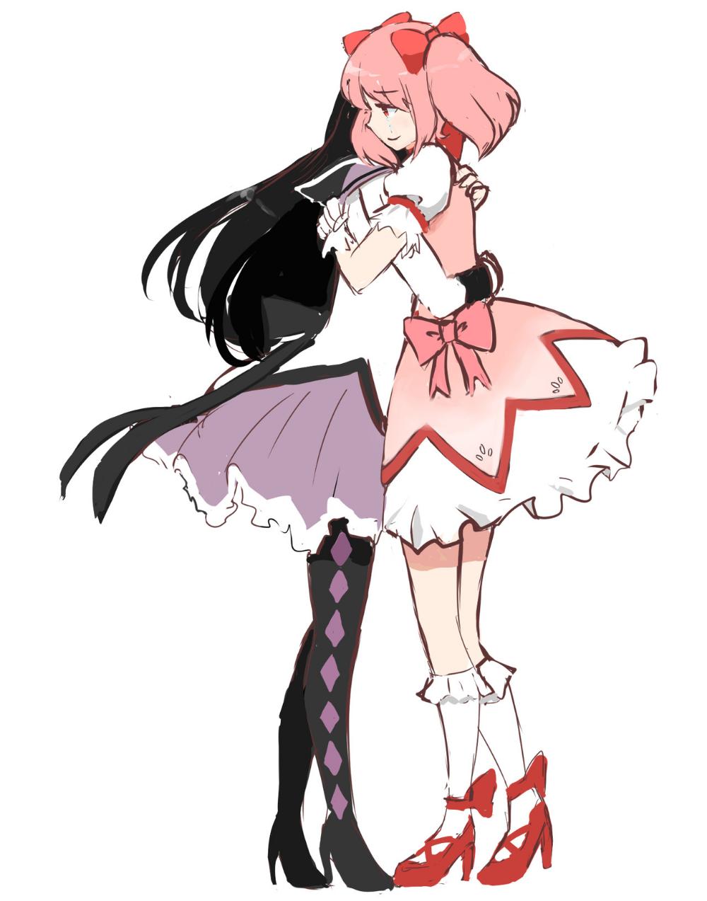 puella magi madoka magica Tumblr Magical girl anime