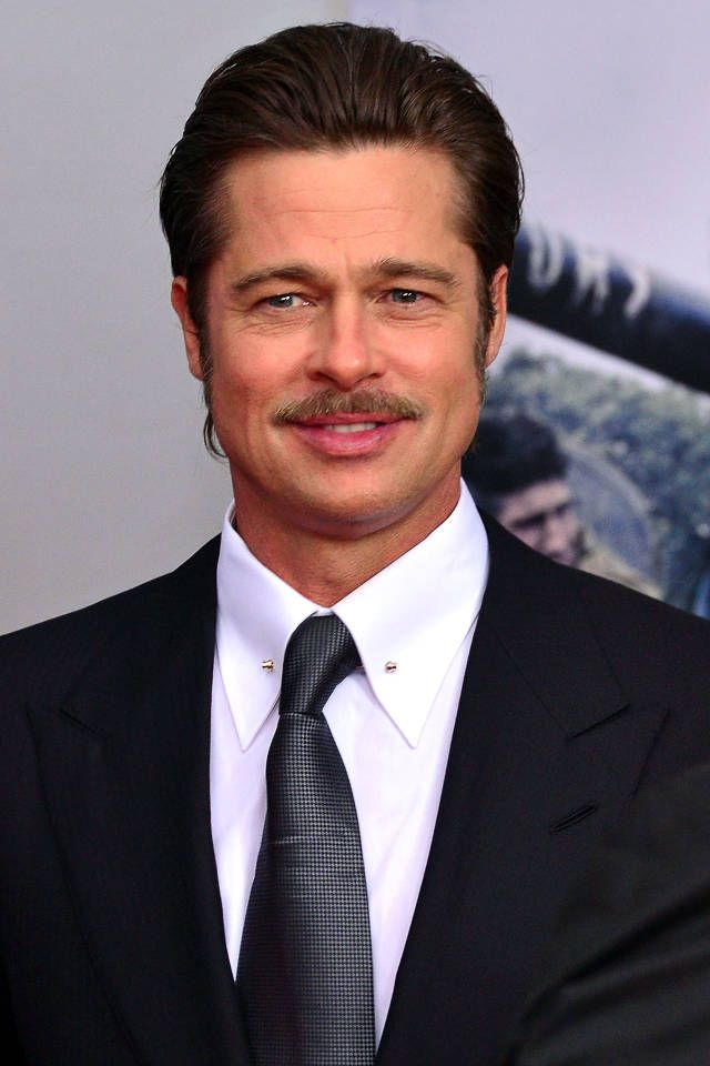45 Pictures of Celebrity Mustaches - Celebrate Movember