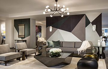 Product Debuts Design Chicago Microsite Living Room Lounge Luxe Furniture Interior Design Styles