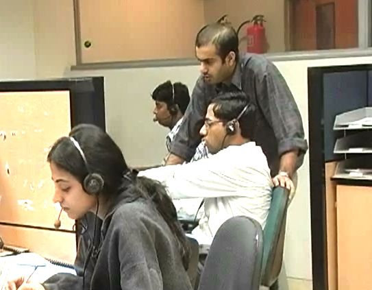 24 Hours: The call centre story (Aired: February 2004) http://ndtv.in/16sbgHg