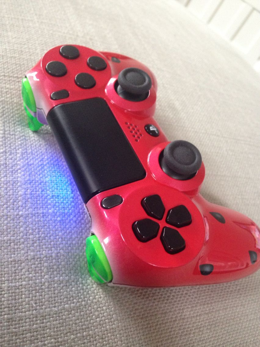 My own BasicallyIDoWrk PS4 watermelon controller | Vanoss ... H20 Delirious Controller