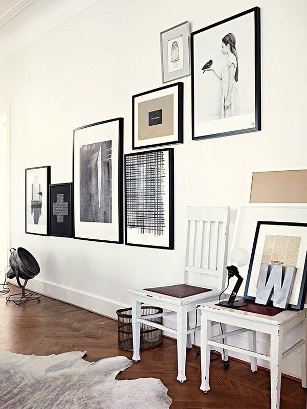 Gallery Wall Creative Home Decor Inspiration