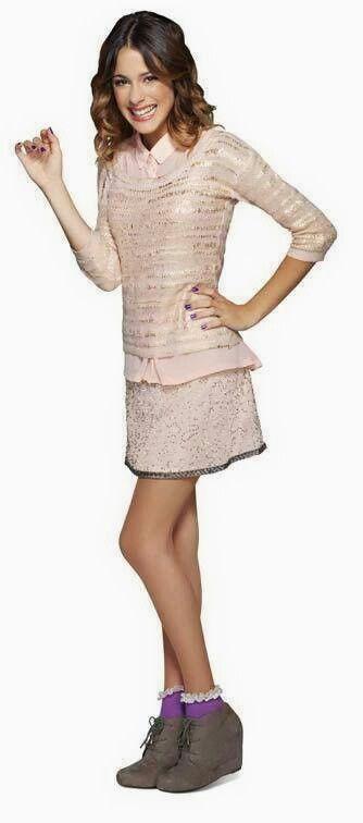 2 Et Martina Style Stoessel Violetta wv0xw