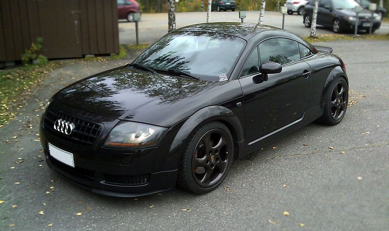 markku 39 s 2000 audi tt quattro coupe great garages on. Black Bedroom Furniture Sets. Home Design Ideas
