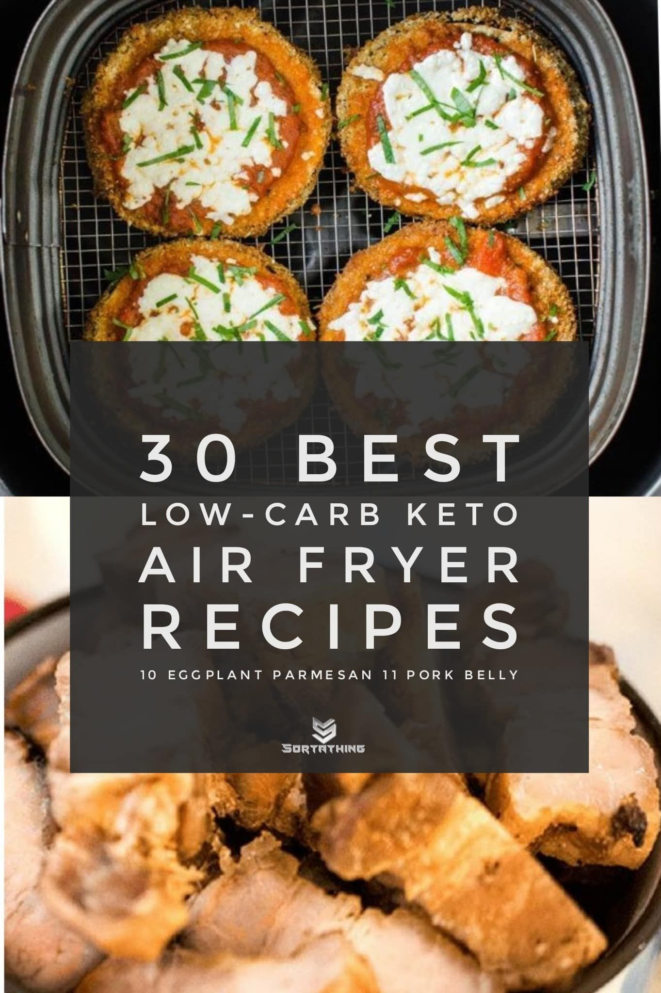 30 Best LowCarb Keto Air Fryer Recipes For 2020