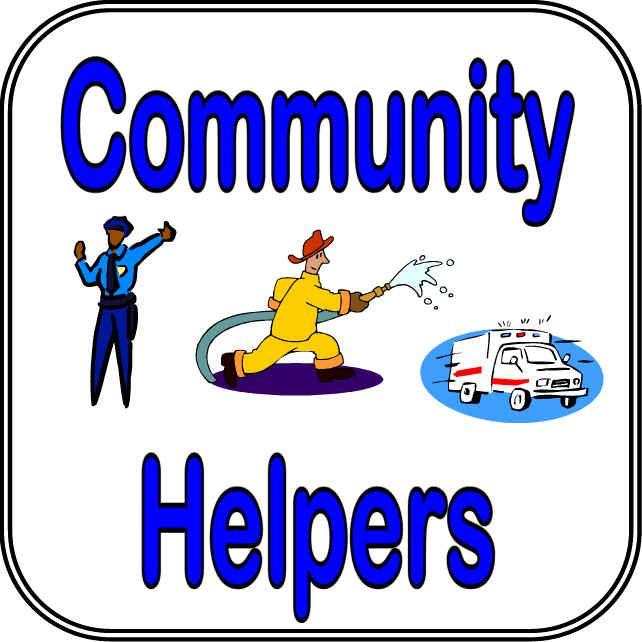Printable Community Signs | Preschool - What fun we have!: Community ...