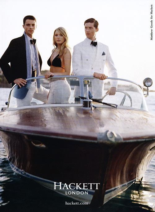 en route, by boat