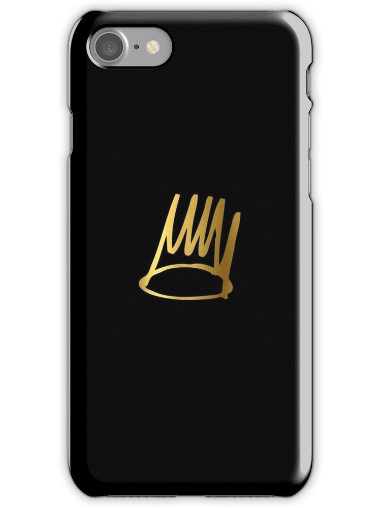J Cole Born Sinner Crown Iphone 7 Snap By Mdesignss Iphone Case Covers Iphone Cases Case