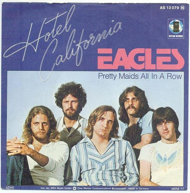 Eagles Hotel California Play That Funky Music Eagles Hotel