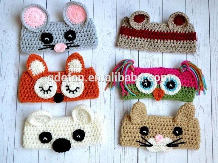 2015 primavera verano lindo crochet beb diadema diadema - Diademas a crochet ...